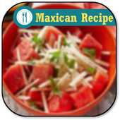 All in One Maxican food Recipe icon