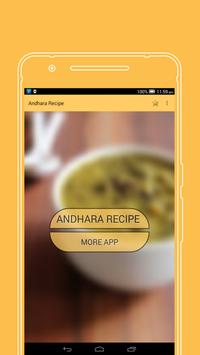 Andhra Recipes poster