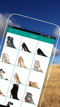 New Girl Shoes Collection apk screenshot