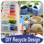 DIY Recycled Ideas icon