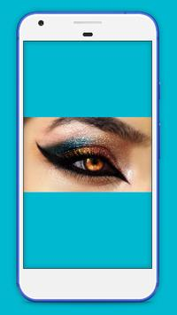 Eyes makeup 2017 apk screenshot