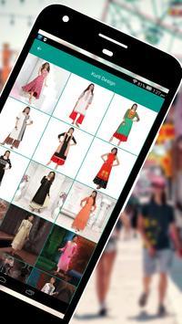 New Designer Kurti Design 2017 screenshot 1