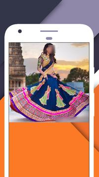 Chaniya Choli Designs 2017 poster