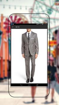 Stylish Men Suit Design screenshot 2
