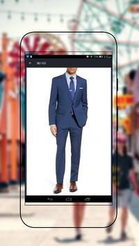 Stylish Men Suit Design screenshot 7