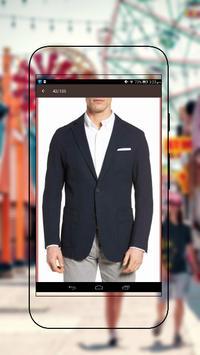 Stylish Men Suit Design screenshot 4