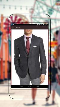 Stylish Men Suit Design screenshot 5