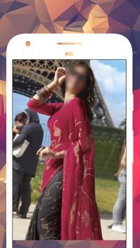 Designer Sarees 2017 screenshot 1