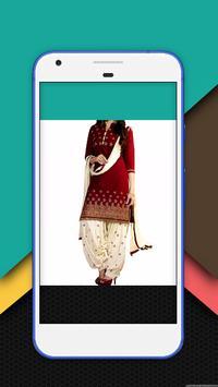 New Patiyala Dress Design 2018 poster