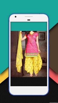 New Patiyala Dress Design 2018 apk screenshot