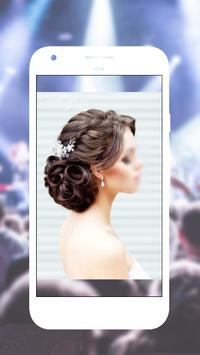 Wedding Hair Style 2018 apk screenshot