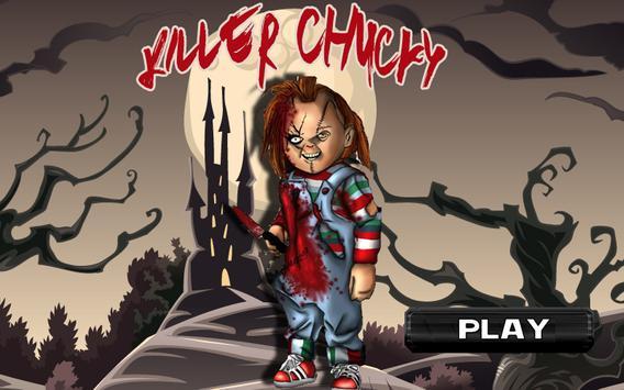 Run Killer Chucky Horror Game screenshot 4