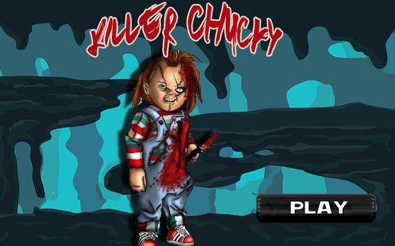 Run Killer Chucky Horror Game screenshot 7