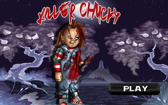 Run Killer Chucky Horror Game screenshot 1