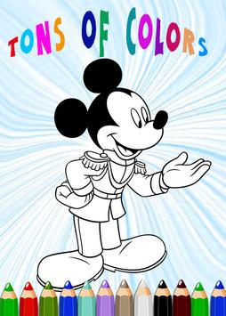 How To Draw Mickey Mouse poster