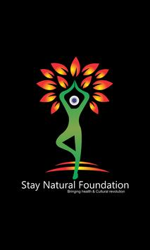 Stay Natural poster