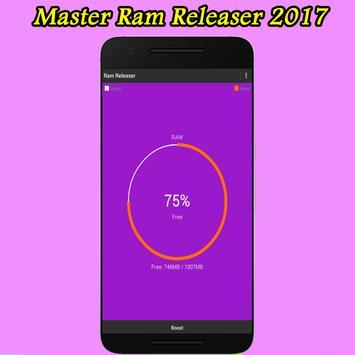 Master Ram Releaser 2017 screenshot 3