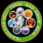 Think and Grow Rich Napoleon H icon
