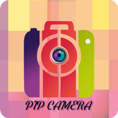 PIP CAM - Photo Maker and Editor icon