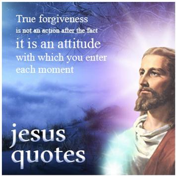 Jesus Quotes poster