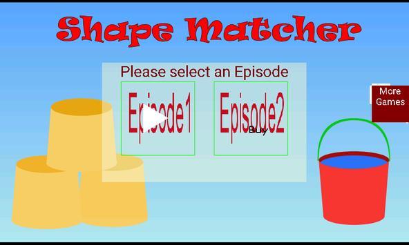 Shape Matcher poster