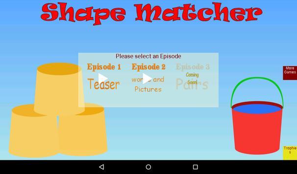 Shape Matcher screenshot 1