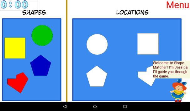 Shape Matcher screenshot 2