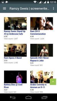 Ramzy Sweis - An Arab Comedian apk screenshot