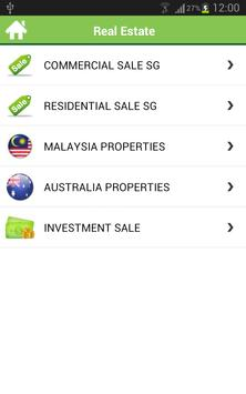 Sg Investment Property apk screenshot