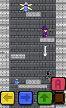 Witch Tower a free witch game apk screenshot
