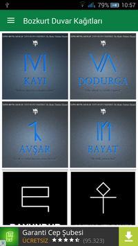 Bozkurt Duvar Kağıtları poster