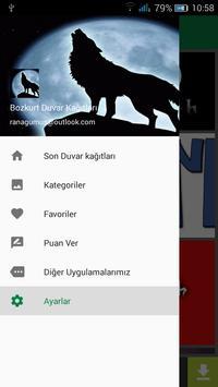 Bozkurt Duvar Kağıtları apk screenshot