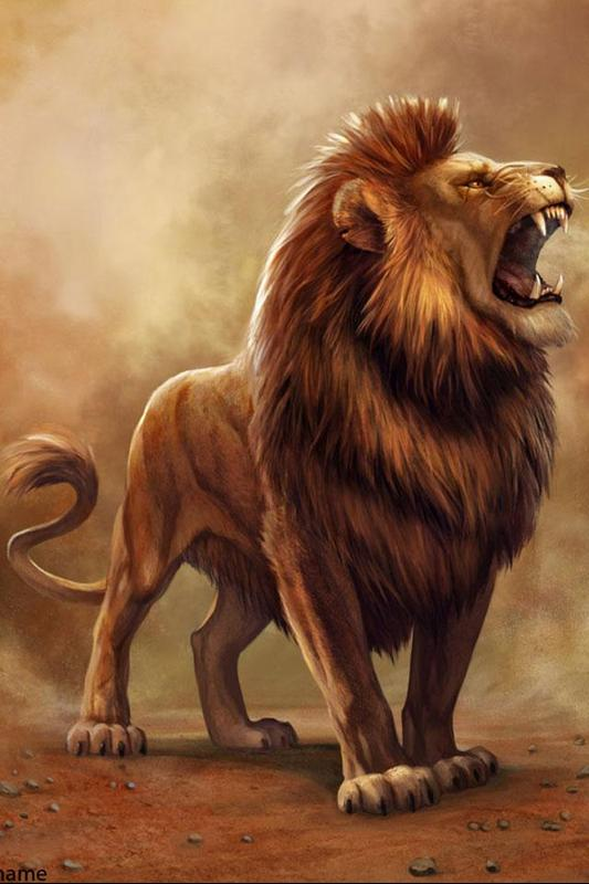 ... Lion Wallpaper screenshot 14 ...