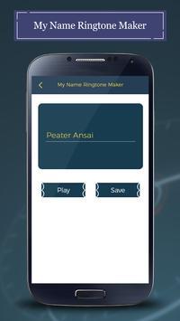 My GF Caller Name Ringtone Maker apk screenshot