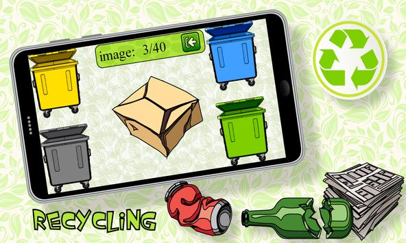 Recycling for Kids and Adults poster