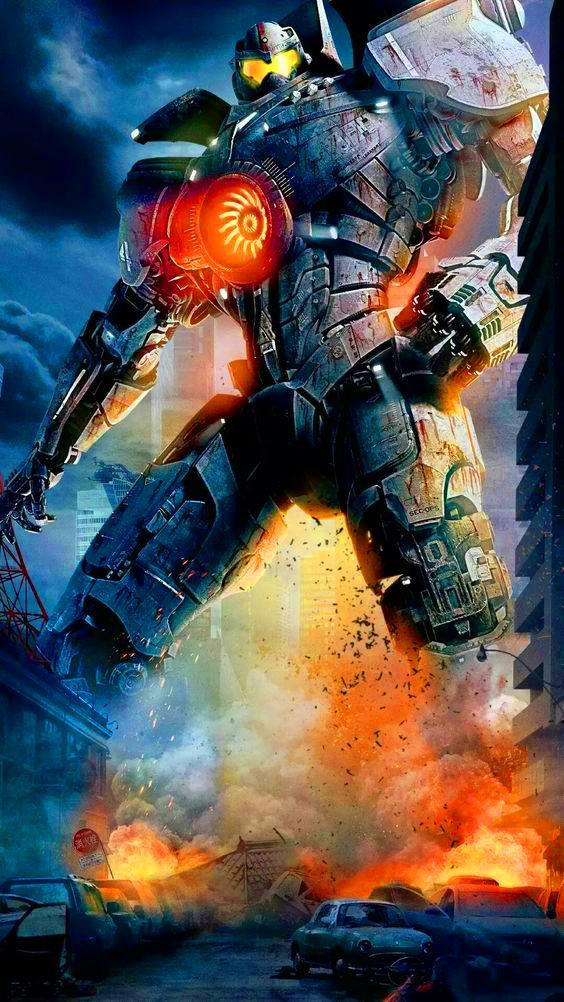 New Pacific Rim Wallpaper Hd For Android Apk Download