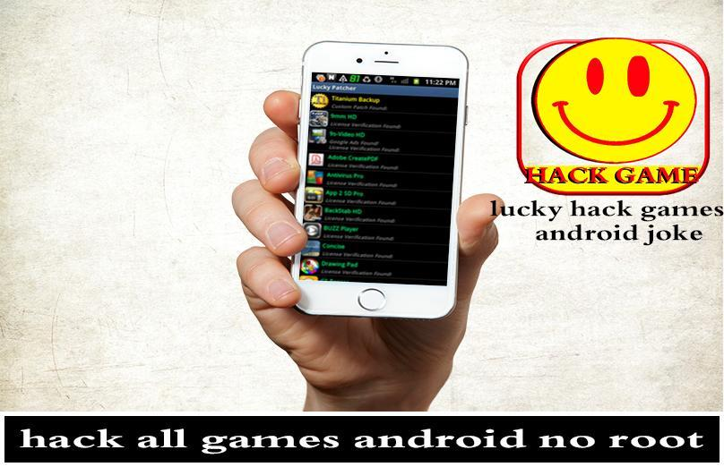 lucky hack games android prank for Android - APK Download