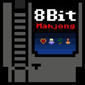 8 Bit Mahjong Free icon