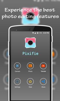 Pixifie Beta HDR DSLR editor poster