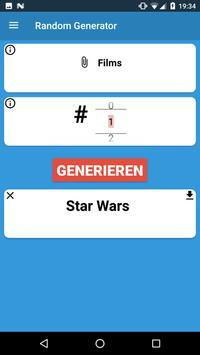 Random Generator screenshot 1