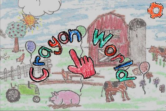 Crayon World poster
