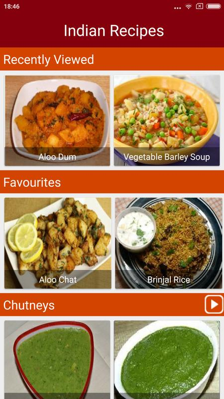 Indian recipe guide book apk download free books reference app indian recipe guide book poster forumfinder Gallery