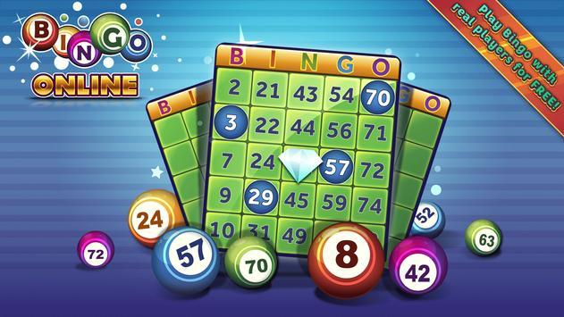 Bingo Online poster