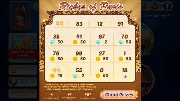 Bingo Online screenshot 3
