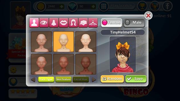 Bingo Online screenshot 4
