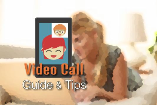 Random Video Call Raza Tips screenshot 1
