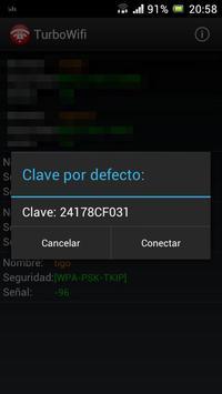 TurboWifi screenshot 2
