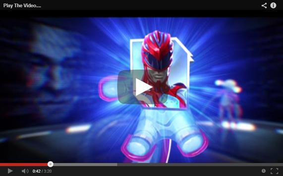 New Power Ranger Legacy Tips screenshot 1