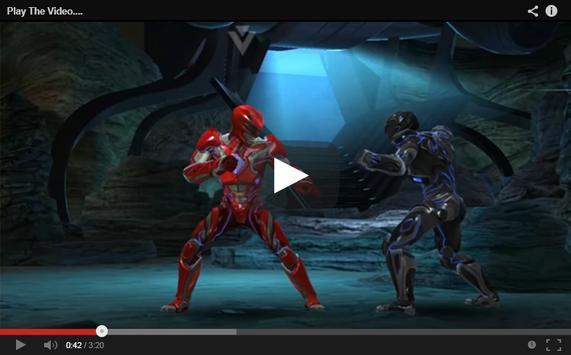 New Power Ranger Legacy Tips screenshot 2
