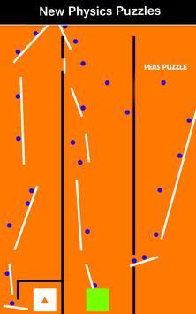 Peas Puzzles Physics screenshot 4